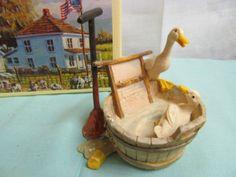 Lowell Davis Farmyard Figurine Good Clean by TheCedarChestMidland