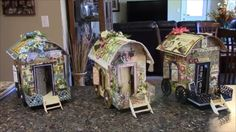 Designs by Shellie: NEW TUTORIAL - GYPSY WAGON USING GRAPHIC 45 PAPER OR ANY OTHER - DESIGNS BY SHELLIE