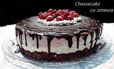 diana's cakes love: Cheesecake cu zmeura