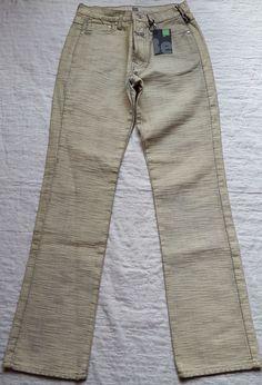 Magnifique Pantalon Homme Original   MARITHE ET FRANCOIS GIRBAUD   Taille 37
