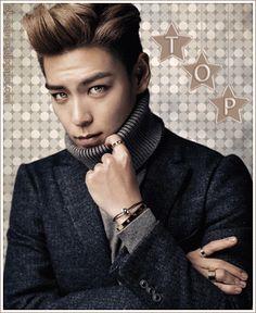 T.O.P #BigBang #kpop #gif