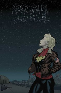 Joe Quinones - Captain Marvel