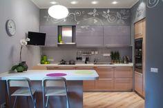 Na cozinha, é importante deixar a TV longe de aparelhos que produzam calor, como o fogão.