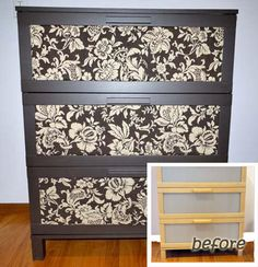 Ikea dresser re-do! I have 2 of these in my closet that could use some help!