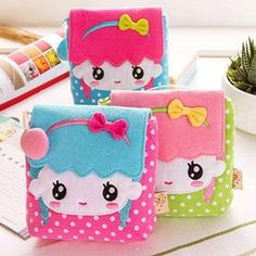 Cartoon package cloth napkins, high-capacity storage bag aunt towel sanitary napkins admission package Source by pattyboykj Felt Diy, Felt Crafts, Diy And Crafts, Diy For Kids, Crafts For Kids, Sanitary Napkin, Patchwork Bags, Girls Bags, Cute Bags