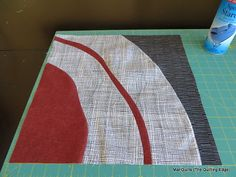 The Quilting Edge: Wonky Curves Tutorial