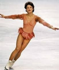 Anett Pötzsch (German Democratic Republic) 1980 Lake Placid Sapporo, Calgary, Olympia, Women Figure, Ladies Figure, Figure Skating Olympics, Stars On Ice, Olympic Champion, Olympic Sports