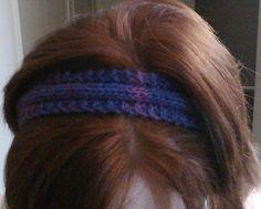 Headband Knitting Pattern