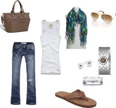"""""""Mom's uniform"""" by akfoster ❤ liked on Polyvore"""