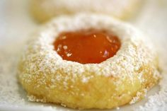 Italian Cookie Recipes From Italy | Ovis Mollis: tender cookies with apricot-jam and honey | Z Tasty ...