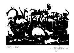 papierkunstenaar tim Arnold