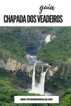 O blog Tô Pensando em viajar preparou um 'Guia Chapada dos Veadeiros', com dicas exclusivas pra você aproveitar uma das regiões mais bonitas do Brasil.