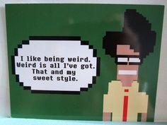 IT Crowd - Moss Postcard #Geeky