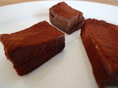 Rå konfektkake til påske - Unes mat