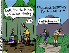 Huckleberry!...That is so me!
