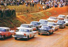 vintage nascar pics | Old School. | NASCAR