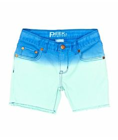Griffin Short Dip Dye - View All - Shop - girls | Peek Kids Clothing