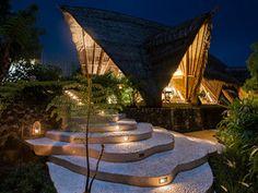 Sandat Glamping Tent : Ubud, Bali