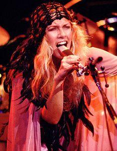 Fleetwood Mac - Stevie Nicks performs, July 19, 1978
