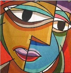 25 Best Picasso Faces Images In 2015 Cubism Abstract