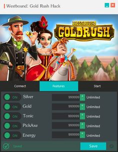 http://www.hackspedia.com/westbound-gold-rush-android-ios-hacked-cheats-tool/