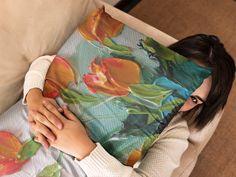 King Pillow Case | Etsy Custom Pillow Cases, Custom Pillows, King Pillows, How To Make Bed, Etsy, Personalized Pillows