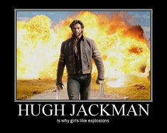 Hugh Jackman by Dorktron Leonardo Liciani Menna Wolverine Gaby Alejandro Tormenta Dolly Dinosaurios