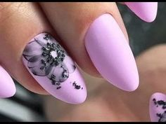 (130) Top 10 Amazing manicure ideas✔The Best Nail Art✔Spring Nail Art Compilation - YouTube
