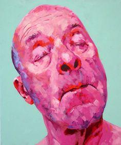 """Saatchi Online Artist: Hanjo Schmidt; Acrylic, 2013, Painting """"Twilight II"""""""