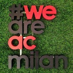 #we are ac milan