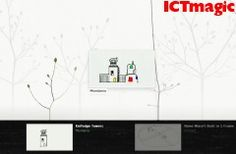 This site is a collaborative online drawing and animation project from Google and the UK's Tate Modern art gallery. Draw part of a picture and add to other people's creation. Requires Chrome.