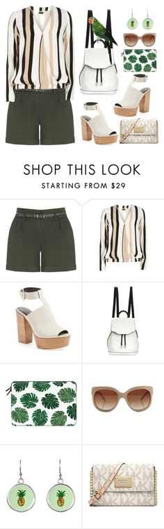 """""""Pack for Coachella!"""" by ana3blue ❤ liked on Polyvore featuring Oasis, Dorothy Perkins, Rebecca Minkoff, rag & bone, Casetify, STELLA McCARTNEY and Michael Kors"""