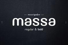 Massa Free Font