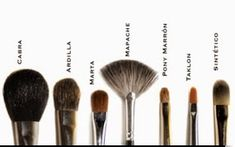 Taller Lash: Para comenzar a pintar ¿que pinceles comprar'? Beauty, Brushes, Natural, Google, Paintings, Drawings, Atelier, Cleaning, Blush