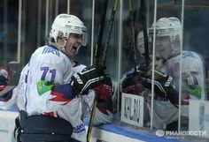 Evgeni Malkin, KHL