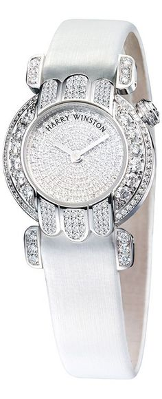 Rosamaria G Frangini | | Harry Winston White* Watch