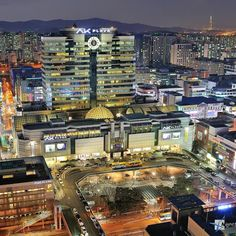 AK플라자 분당 Bundang, Korea