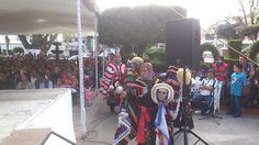Parachicos danzantes de chiapa de corzo