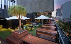 The Aviary rooftop bar & restaurant, Perth, Australia Best Rooftop Bars, Rooftop Deck, Rooftop Dining, Rooftop Terrace, Perth Bars, Perth Western Australia, Australia 2017, Bar Scene, Sky Bar
