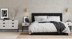 Buy Hertz Bedside Table Online in Australia | BROSA