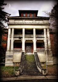 Abandoned Riverview Asylum in Vancouver, British Columbia