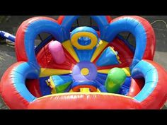 Jeu Gonflable Aquatique : Le Cirque Arc en Ciel #InfoWebTourisme Creations, Outdoor Decor, Home Decor, Playground, Tourism, Decoration Home, Room Decor, Home Interior Design, Home Decoration