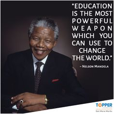 Good Morning! #Inspirational | #Quotes | #NelsonMandela