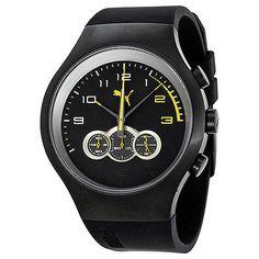 Puma Red Zone Chronograph Black Dial Mens Watch PU102791003. List Price: $200.00 Price: $66.99 You Save: $133.01 (67%). http://dealtodeals.com/valentine-deals/puma-red-zone-chronograph-black-dial-mens-watch-pu102791003/d13635/watches/c135/#.UvlAk_l_tmw