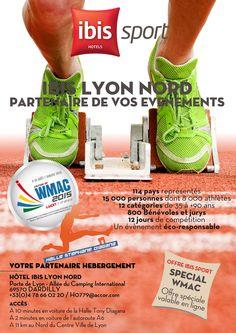Affiche Partenariat Evènement Sportif by Créativ'Mag