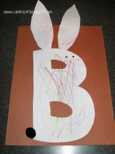 B for bunny