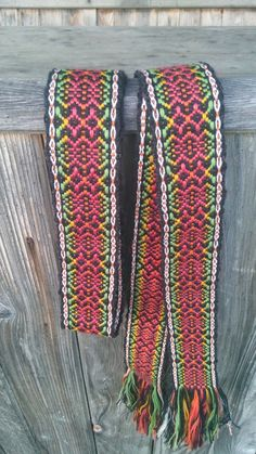 READY TO SHIP_ Ukrainian Woven Sash, Krajka, Ukrainian belt, Woven Belt for embroidery shirt, Ethnic Sash by WovenSlavicBelts on Etsy