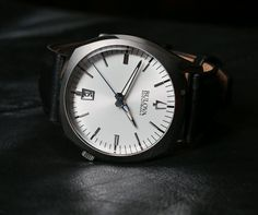 Bulova Accutron II Surveyor With Precisionist Movement Watch Review Wrist Time Reviews