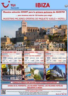 ¡Nuestra selección smart para Agosto! Ibiza . Vuelo+Hotel 7 noches. Precio final desde 603€ ultimo minuto - http://zocotours.com/nuestra-seleccion-smart-para-agosto-ibiza-vuelohotel-7-noches-precio-final-desde-603e-ultimo-minuto/