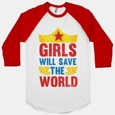 Girls Will Save The World #LOOKHUMANGIVEAWAY